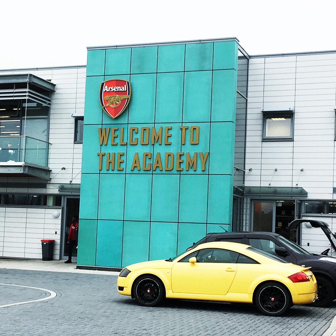 arsenal academy
